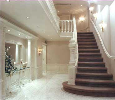 Klassiek romantisch interieur het beste van huis ontwerp for Klassiek modern interieur